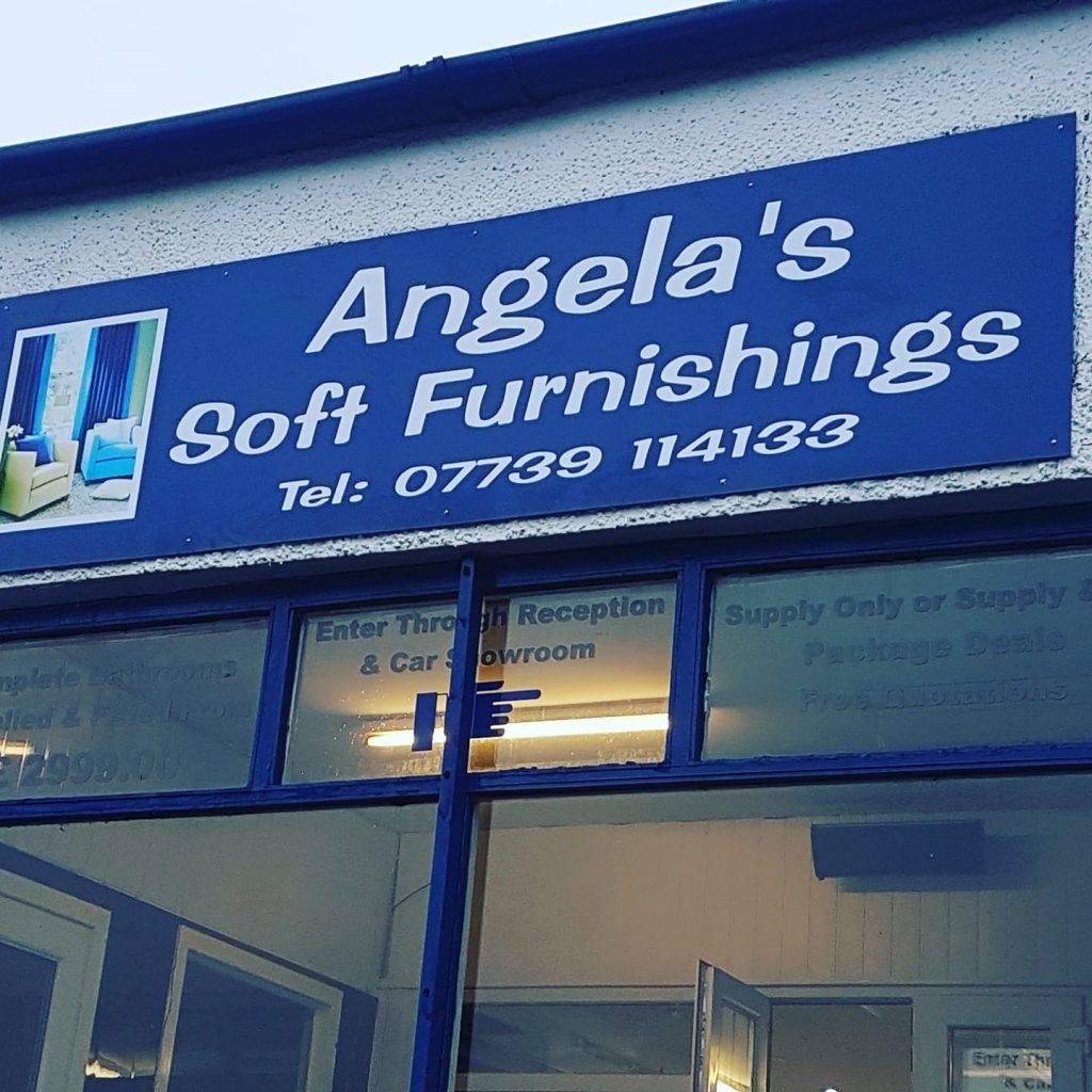 Angelas Soft Furnishings Store Greenock